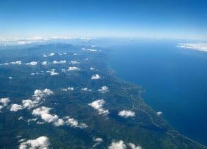 italy coast, environment project