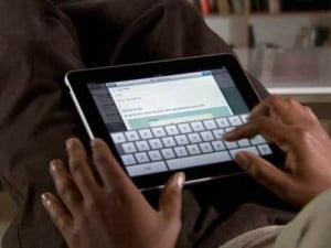 ipad-typing - technology news
