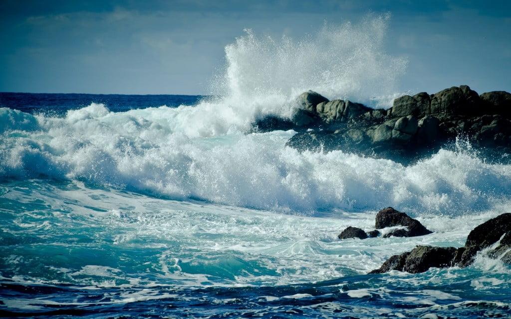 Sea Waves - Environment News - Israel