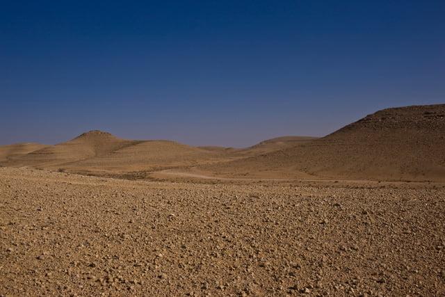 Israel's Negev Desert