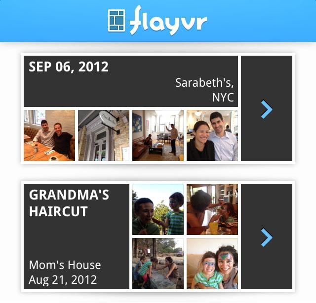 Technology News - Flayvr: The Israeli App That Will Organize Your Photos