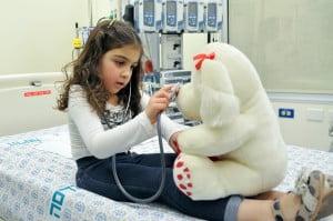 Health News: Multi-Faith Partnership Strives To Improve Health Of Palestinian Children