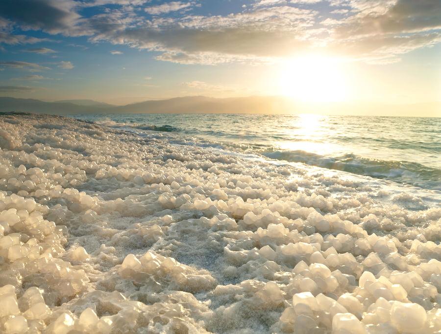 Environment News: Israeli Company Uses A Dead Sea Phenomenon To Make Better Air Conditioning via BigStock