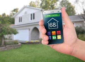smart home via BigStock