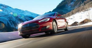 Is Mobileye Developing A Driverless Car With Tesla? Photo by Mobileye