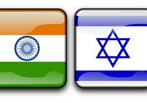 India and Israel. Courtesy