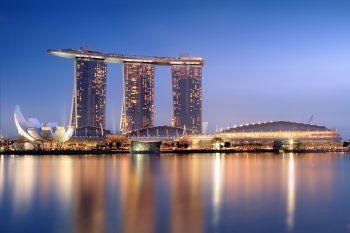 Marina Bay Sands by Safdie