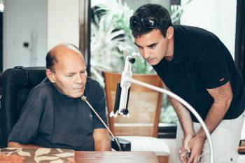Sesame Enable founders Giora Livne and Oded Ben Dov. Photo by Batsi Hansen