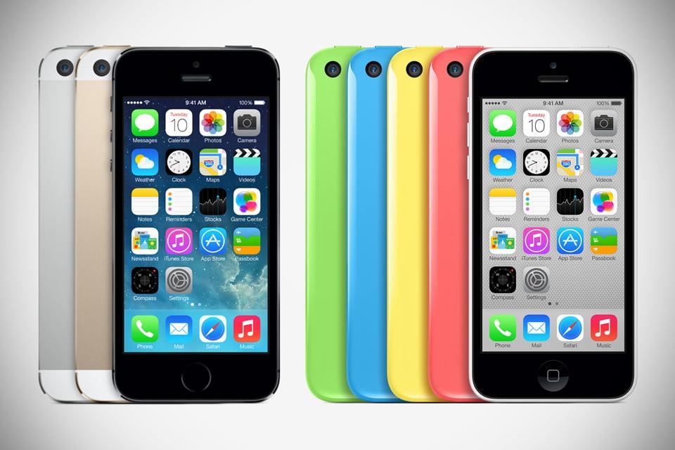 IPhones. Courtesy of VascoDe Technologies
