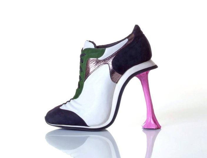 shoe designed by Kobi Levi