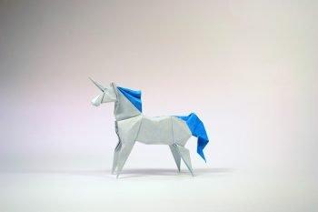 Unicorn. Courtesy