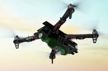 Flytrex Sky Drone. Courtesy