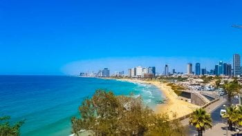 Tel Aviv. Photo by Karina Paciornik via Flickr