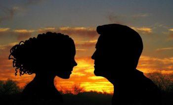 man and woman. Photo by Jason Thomas/Unsplash