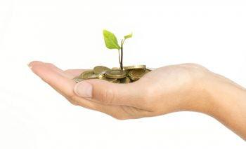 money hand plant tree fundraising vc growth via Flcikr