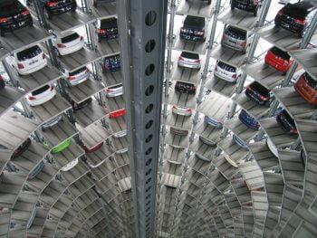 Parking Garage. Courtesy