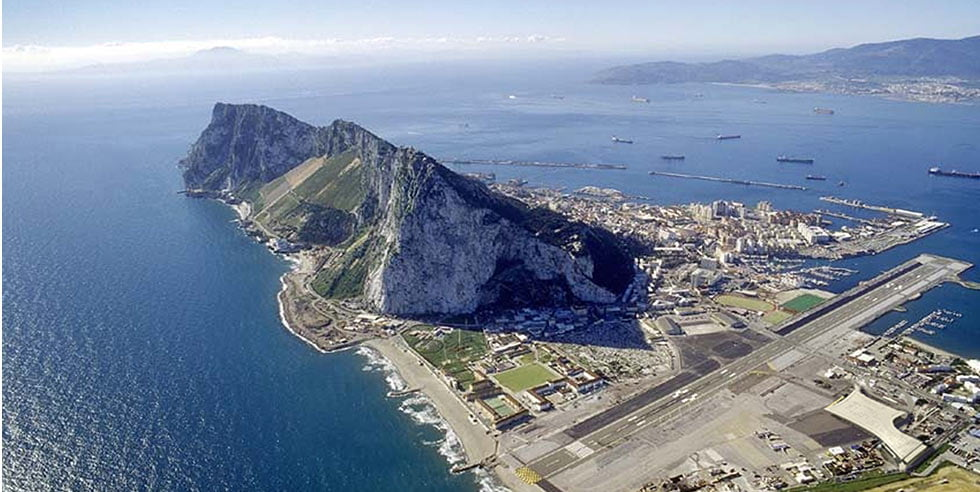 Gibraltar. Courtesy of Ayala