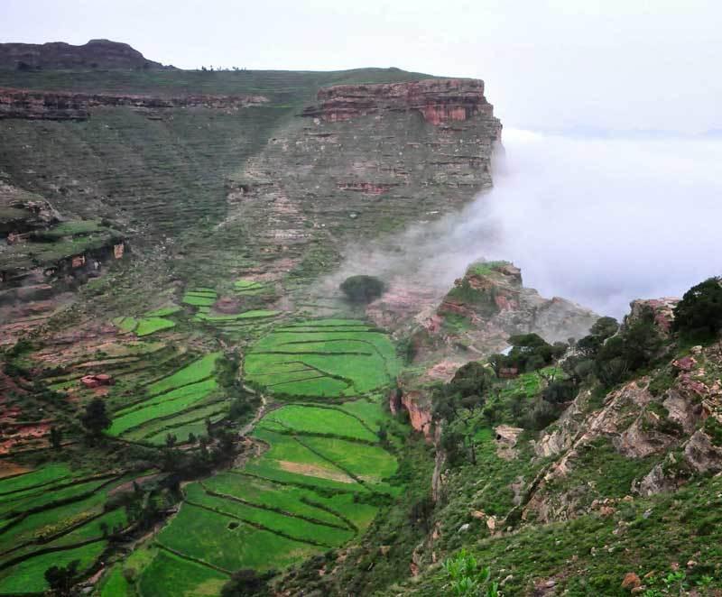 Ethiopia via Rod Waddngton/Flickr