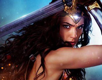 Gal Gadot Wonder Woman via Wonder Woman's Facebook' Page