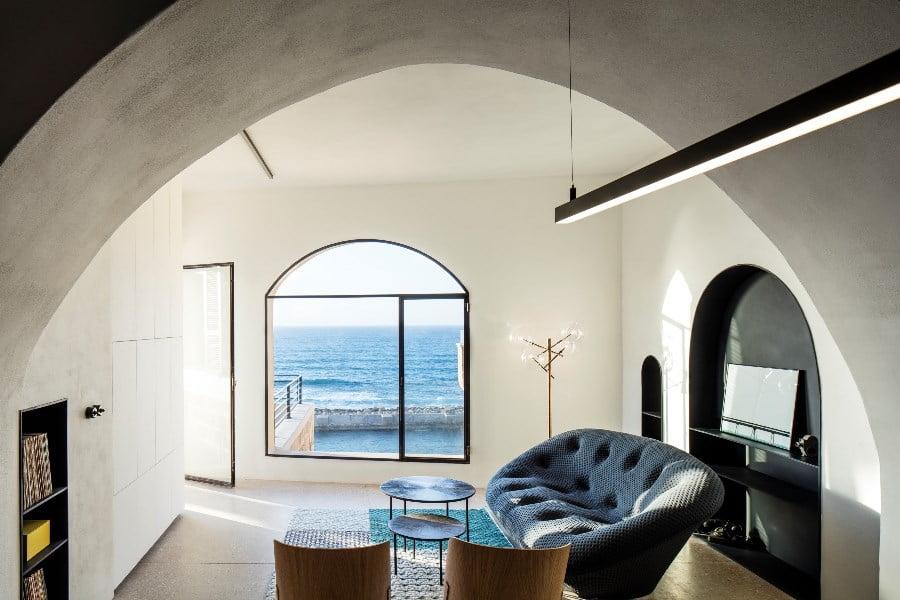 Arches House. Courtesy of Open House Tel Aviv
