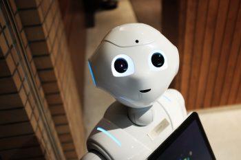 Robot. Photo by Alex Knight