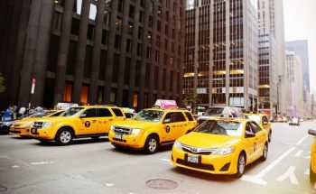 taxicabs new york city - pixabay