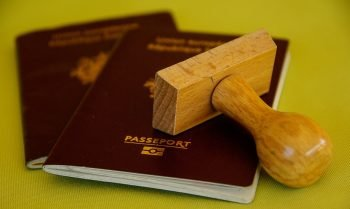 passport by Pixabay