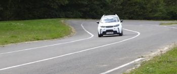 vedecom autonomous connected car, courtesy