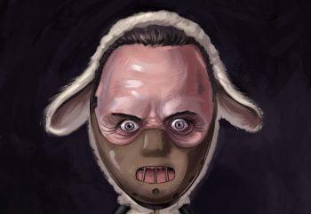 Hannibal Lecter in a Halloween Mellanox video via Freddy Agurto Parra on Flcikr