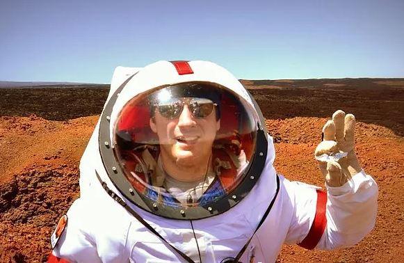 Astronaut, Courtesy