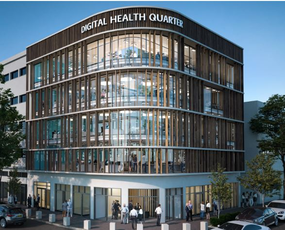 digital health center, courtesy