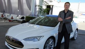 Elon Musk. Wikimedia, Maurizio Pesce CC BY 2.0
