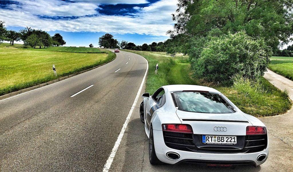 An illustrative photo of an Audi. Photo via Pixabay