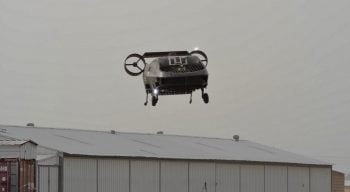 Urban Aeronautics' Cormorant. Courtesy