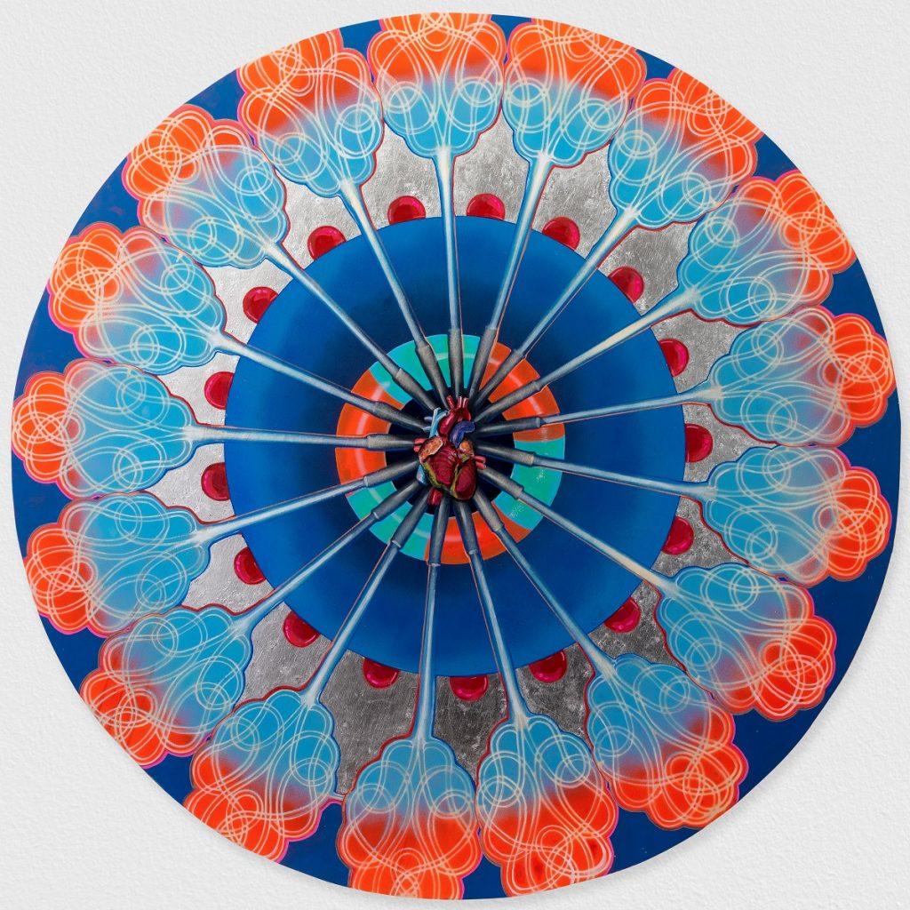 Aviv Grinberg's Eyeball. Courtesy