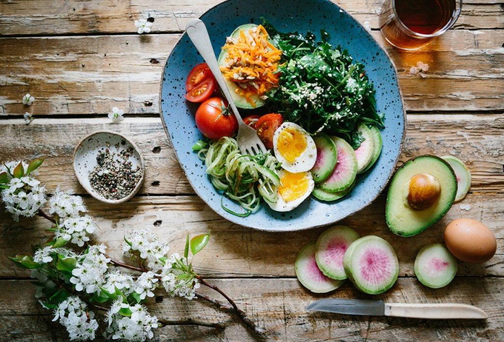 Fast health food. Photo byBrooke LarkonUnsplash