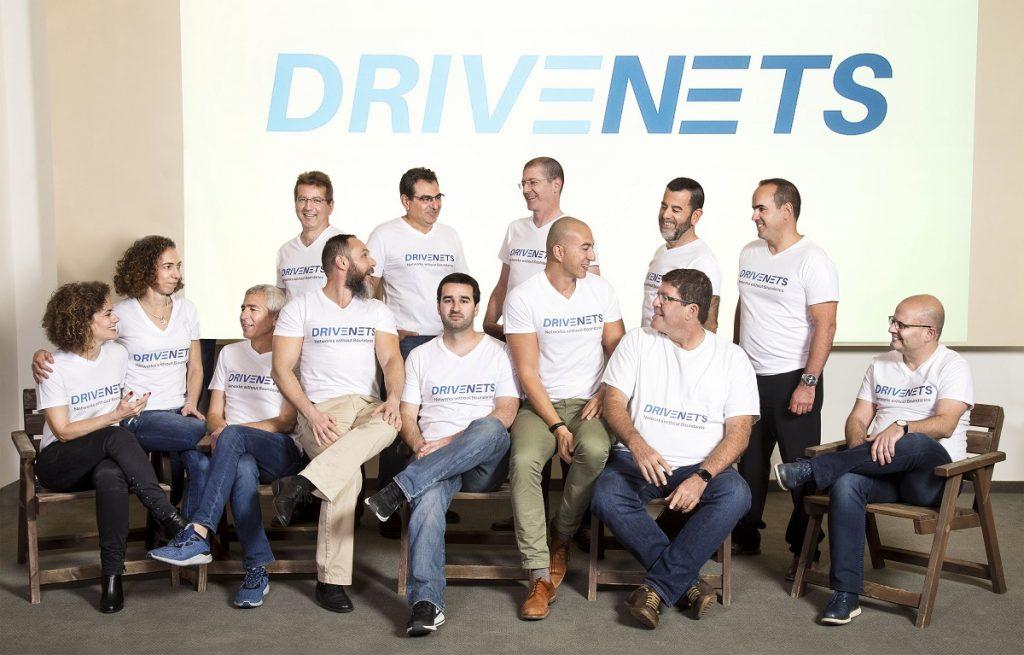 DriveNets' management team. Courtesy