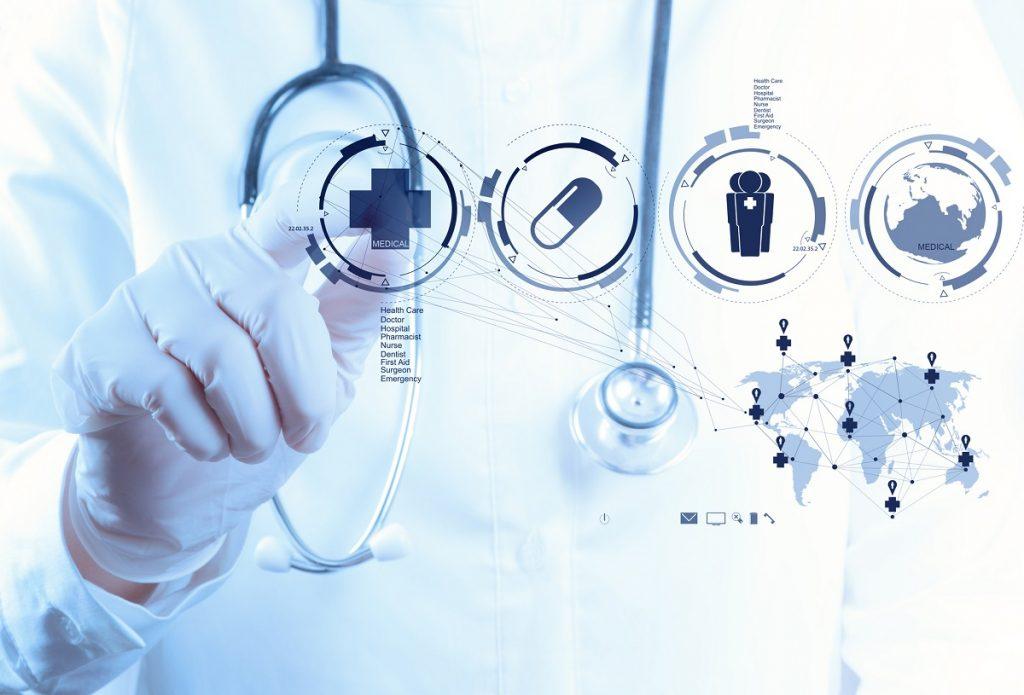 An illustrative photo of medical tech. Deposit Photos