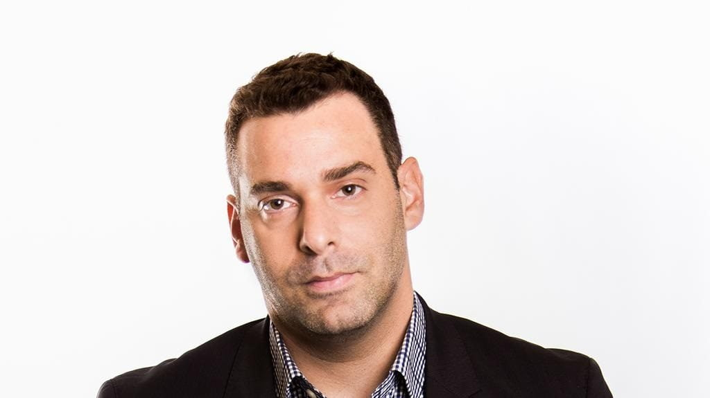 SentinelOne CEO and co-founder Tomer Weingarten. Courtesy