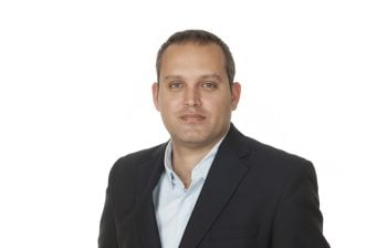 TrapX co-founder and CEO Moshe Ben Simon. Courtesy