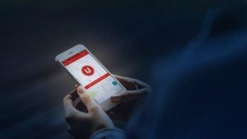 SayVu Technologies app. Courtesy