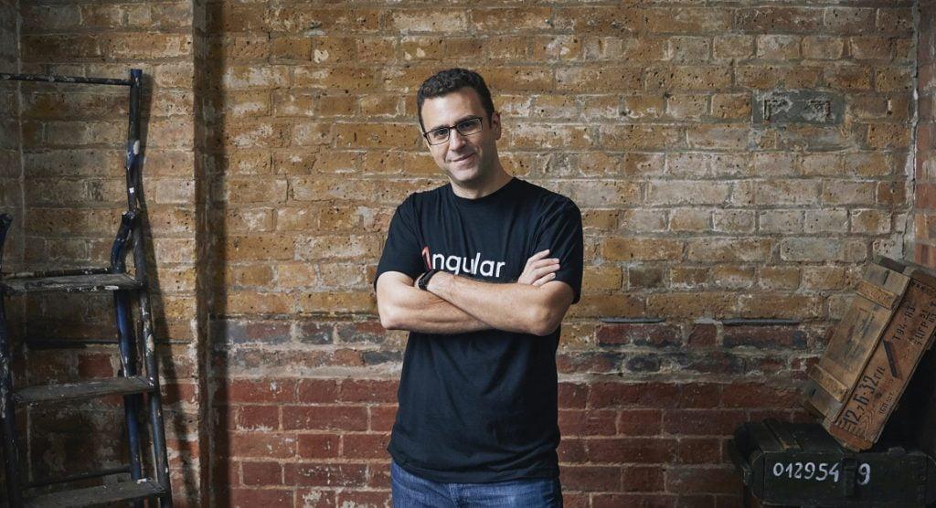 Angular Ventures founder Gil Dibner. Courtesy