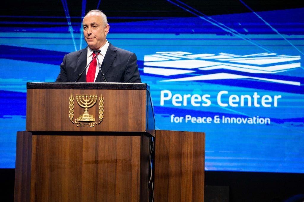 Chemi Peres. Courtesy