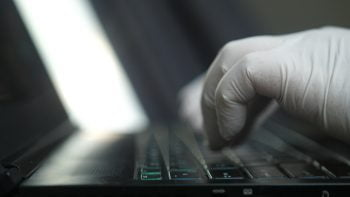 Working from home makes people and organizations more vulnerable to hacking. Deposit Photos