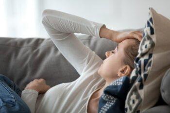 Chronic pain can be debilitating. Deposit Photos