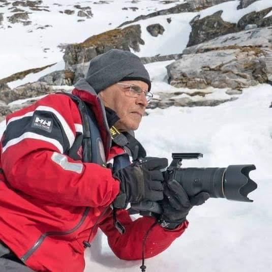 Israeli nature photographer Yossi Eshbol