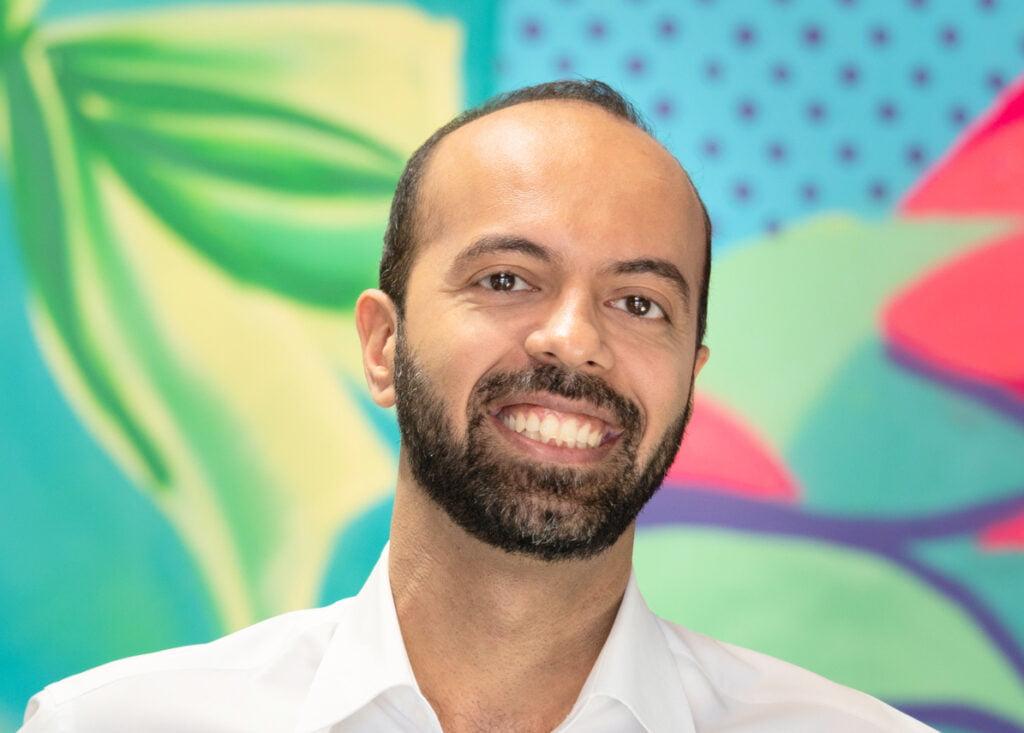 Ritesh Tilani, founding partner of Enhance Ventures. Courtesy