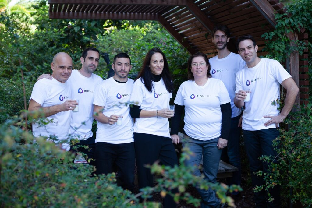 The Bio Milk team