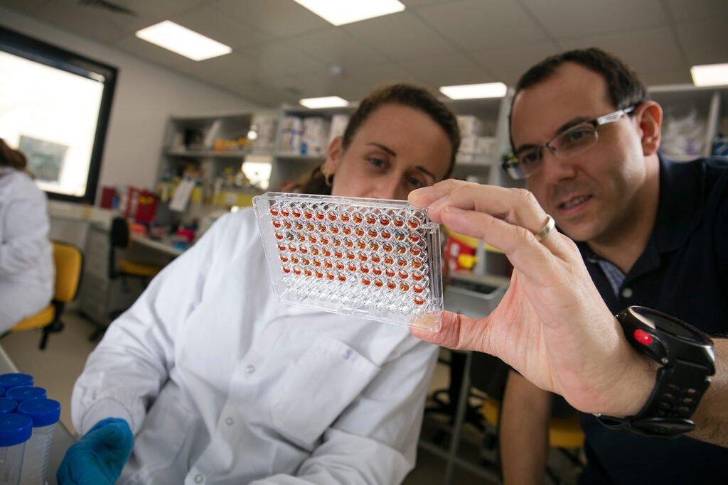 Ukko develops precise proteins to eliminate their allergenicity. Photo: via Bayer