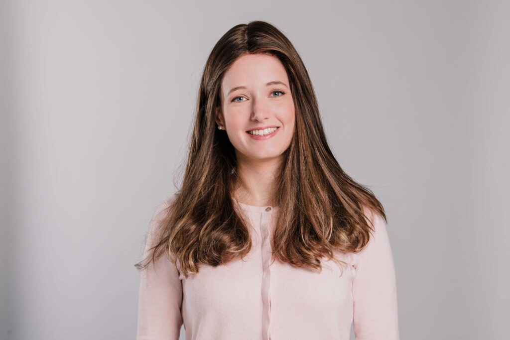 Dr. Yael Zamir, founder and CEO of Embryonics, an AI startup that uses tech to increase the chances of fertility treatment. Photo: Tammy Bar-Shay
